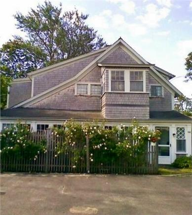 Harwich Port Cape Cod vacation rental - Front view of Victorian home built in 1900