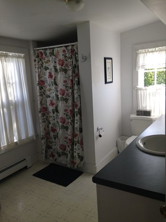 Harwich Port Cape Cod vacation rental - Large master bath with walk-in shower