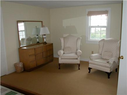 Harwichport Cape Cod vacation rental - Sitting area of 2nd floor bedroom has king bed (bed not shown)