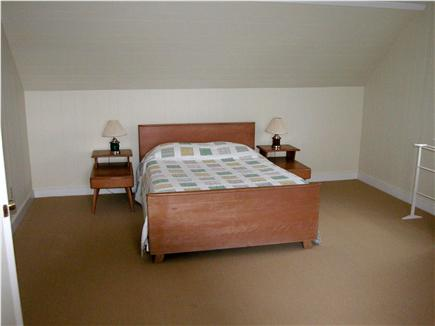 Harwichport Cape Cod vacation rental - One of the 2nd floor bedrooms. Small ocean view from one window