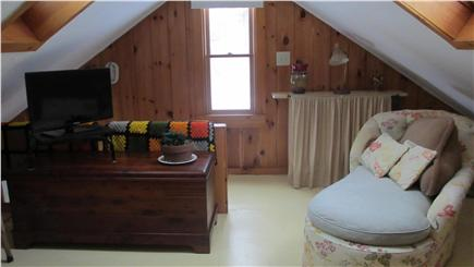Brewster Cape Cod vacation rental - Reading area in upstairs bedroom
