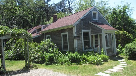Brewster Cape Cod vacation rental - Front view of cottage