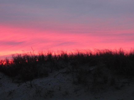 Brewster Cape Cod vacation rental - Sunset at Cold Storage Beach