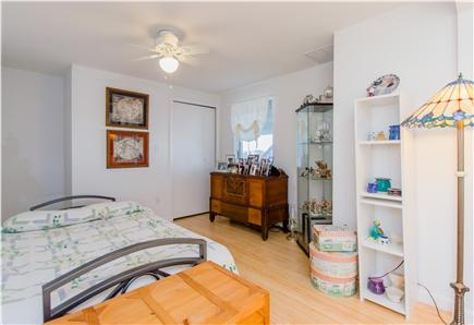 Plymouth MA vacation rental - Fourth bedroom with queen bed