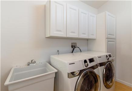 Plymouth MA vacation rental - Washer and dryer