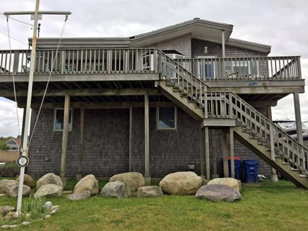 Plymouth MA vacation rental - Front view of home