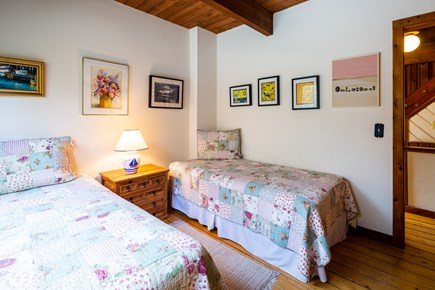 Orleans Cape Cod vacation rental - Main level twin bedroom