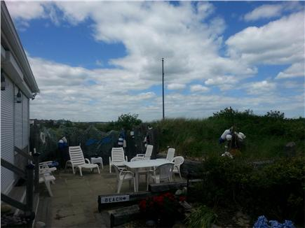 Bourne, Sagamore Beach Cape Cod vacation rental - Time for a BBQ!