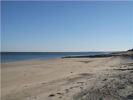 Bourne, Sagamore Beach Cape Cod vacation rental - Walk for miles on this pristine beach