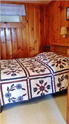 Bourne, Sagamore Beach Cape Cod vacation rental - Bedroom