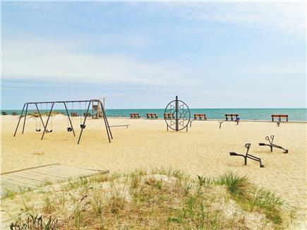 South Yarmouth Cape Cod vacation rental - Parker River Beach Play Area