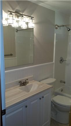 South Yarmouth Cape Cod vacation rental - Brand New Bathroom