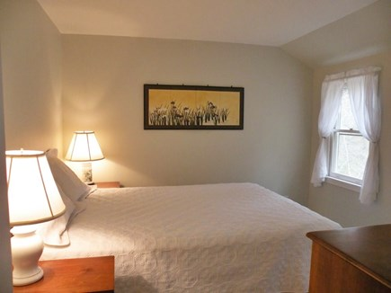 Wellfleet Cape Cod vacation rental - Queen bedroom.
