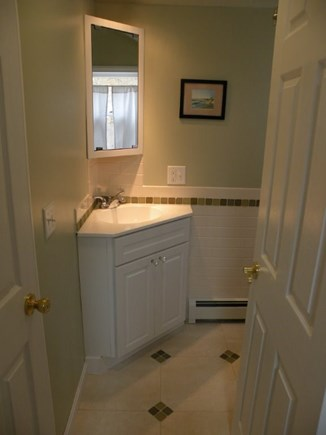 Wellfleet Cape Cod vacation rental - Bathroom with shower.
