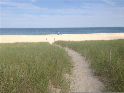 Orleans Cape Cod vacation rental - Private path to unique secluded part of Nauset beach
