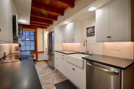 Orleans Cape Cod vacation rental - Newly renovated kitchen with brand new appliances