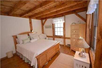 Orleans Cape Cod vacation rental - Downstairs bedroom #2. Beautiful furnishings.