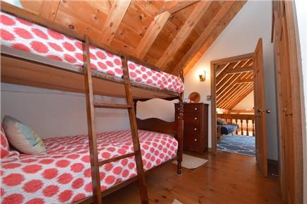 Orleans Cape Cod vacation rental - Bunk room!