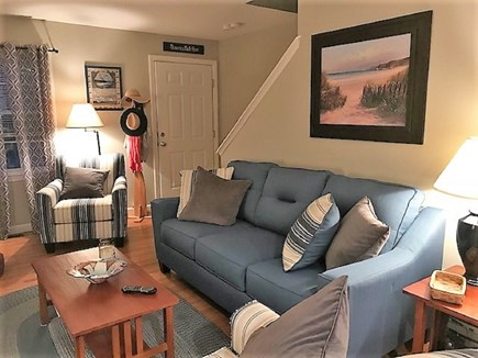 West Yarmouth Cape Cod vacation rental - New Living Room