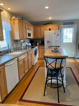 West Yarmouth Cape Cod vacation rental - Open kitchen