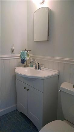 Dennis Port Cape Cod vacation rental - Bathroom Remodel 2016 with New Vanity/Sink