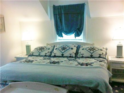 Dennis Port Cape Cod vacation rental - Master Bedroom with King Bed
