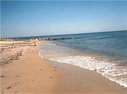 Dennis Port Cape Cod vacation rental - Beach on Nantucket Sound