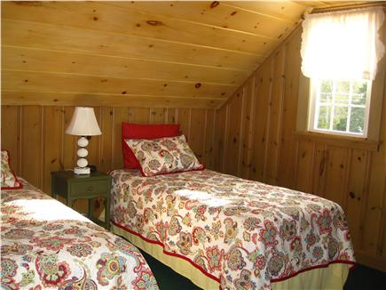 East Orleans Cape Cod vacation rental - Cozy upstairs twin room.