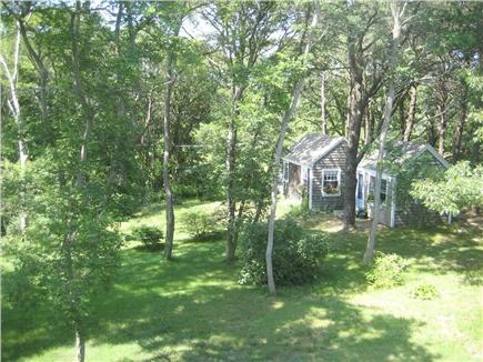 Wellfleet..adjacent to Bike Tr Cape Cod vacation rental - Cottage stands in a place and class of its own