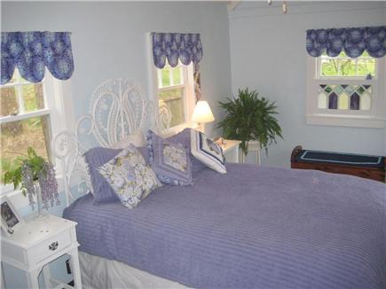Wellfleet..adjacent to Bike Tr Cape Cod vacation rental - Comfortable and gracious Queen bed ensures a good night's rest.