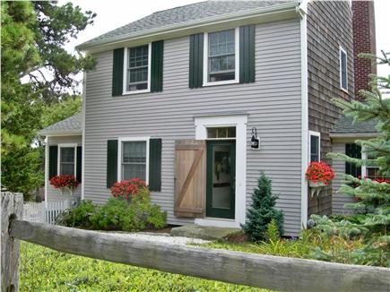 S. Chatham Cape Cod vacation rental - Our front door is always open