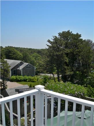 S. Chatham Cape Cod vacation rental - Partial viewing from the mini deck