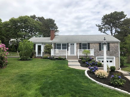 Harwich Cape Cod vacation rental - Front elevation