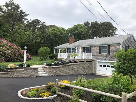 Harwich Cape Cod vacation rental - Beautiful landscaping