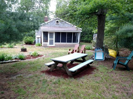 Historic Dennis Village Cape Cod vacation rental - View From Picnic Area