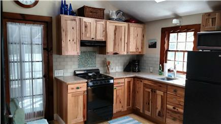 Historic Dennis Village Cape Cod vacation rental - New Cabinets & Appliances