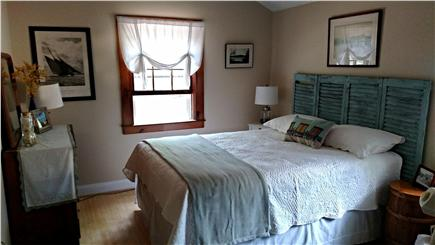 Historic Dennis Village Cape Cod vacation rental - Front Bedroom, Queen Bed