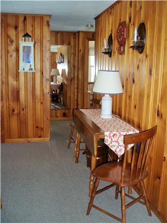 Mashpee, Popponesset Cape Cod vacation rental - Beautiful Pine Wainscotting
