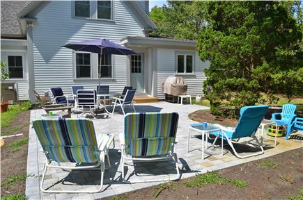 Brewster Cape Cod vacation rental - Patio