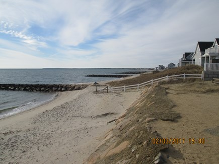 Dennis Cape Cod vacation rental - Haigis Beach is only .3 miles away