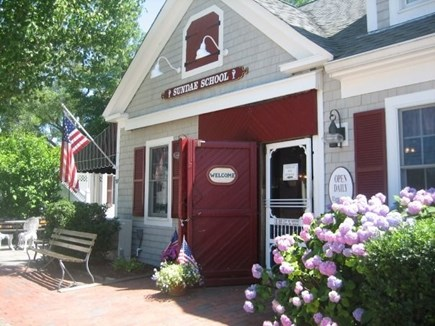 Dennis Cape Cod vacation rental - The Sundae School is a couple blocks away