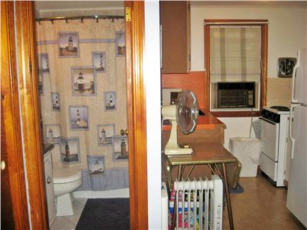 Dennis Cape Cod vacation rental - Bathroom and kitchen
