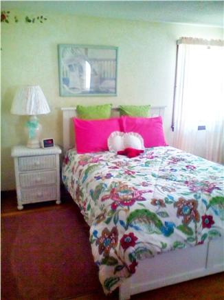 South Dennis Cape Cod vacation rental - 2nd bedroom with full bed and twin trundle under