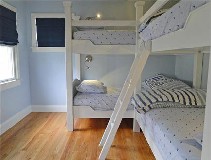 Woods Hole Woods Hole vacation rental - Bunk bed room sleeps 4