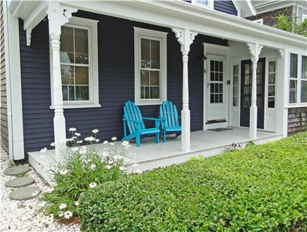 Woods Hole Woods Hole vacation rental - Lovely front porch area