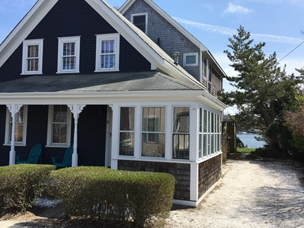 Woods Hole Woods Hole vacation rental - House with direct water front on Eel Pond
