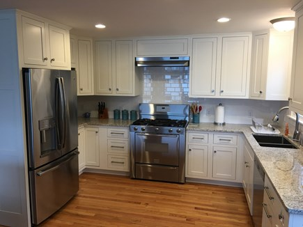 Woods Hole Woods Hole vacation rental - New (2017) modern kitchen with breakfast bar