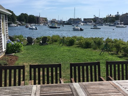 Woods Hole Woods Hole vacation rental - Waterfront dining!