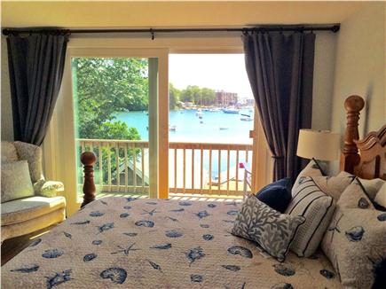 Woods Hole Woods Hole vacation rental - 2nd Floor Queen Master with En suite and water views.