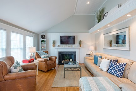 West Yarmouth Cape Cod vacation rental - Complete renovation w/ vault, oak flooring & ample living area